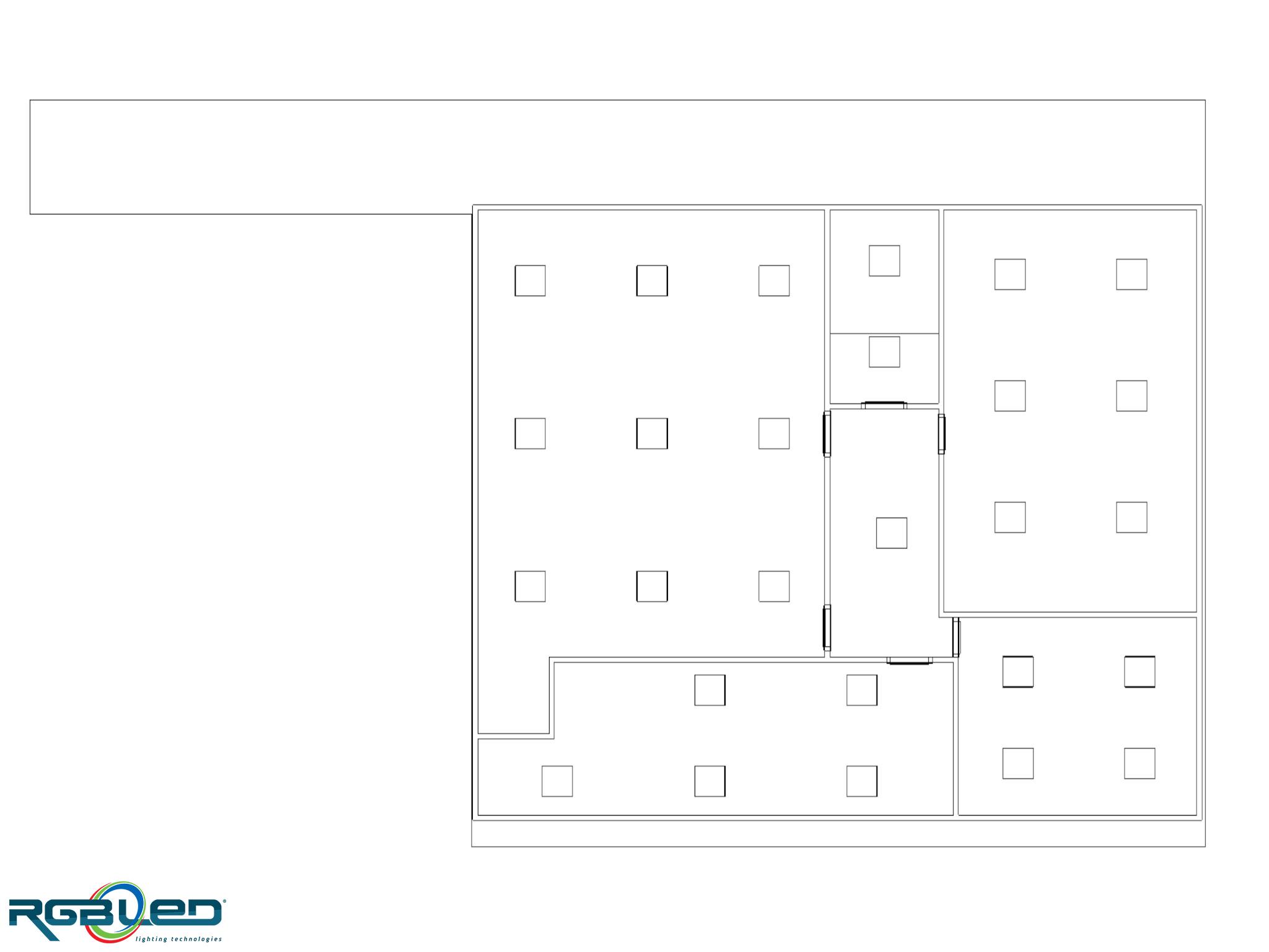WDP Verdifarm – Bureau – Verdieping 1 – 00