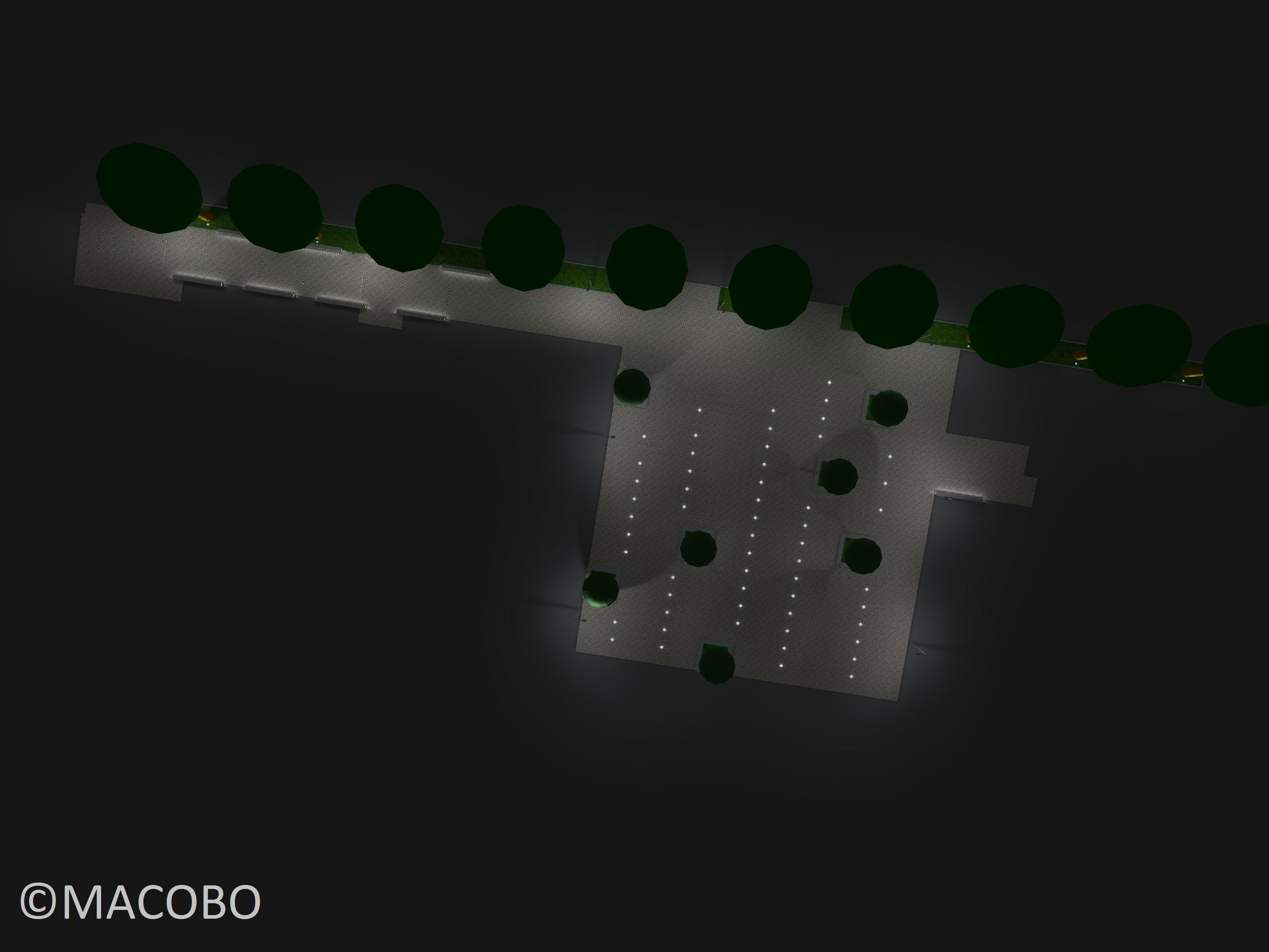 Westerlo – Zwembad – Parking 02©
