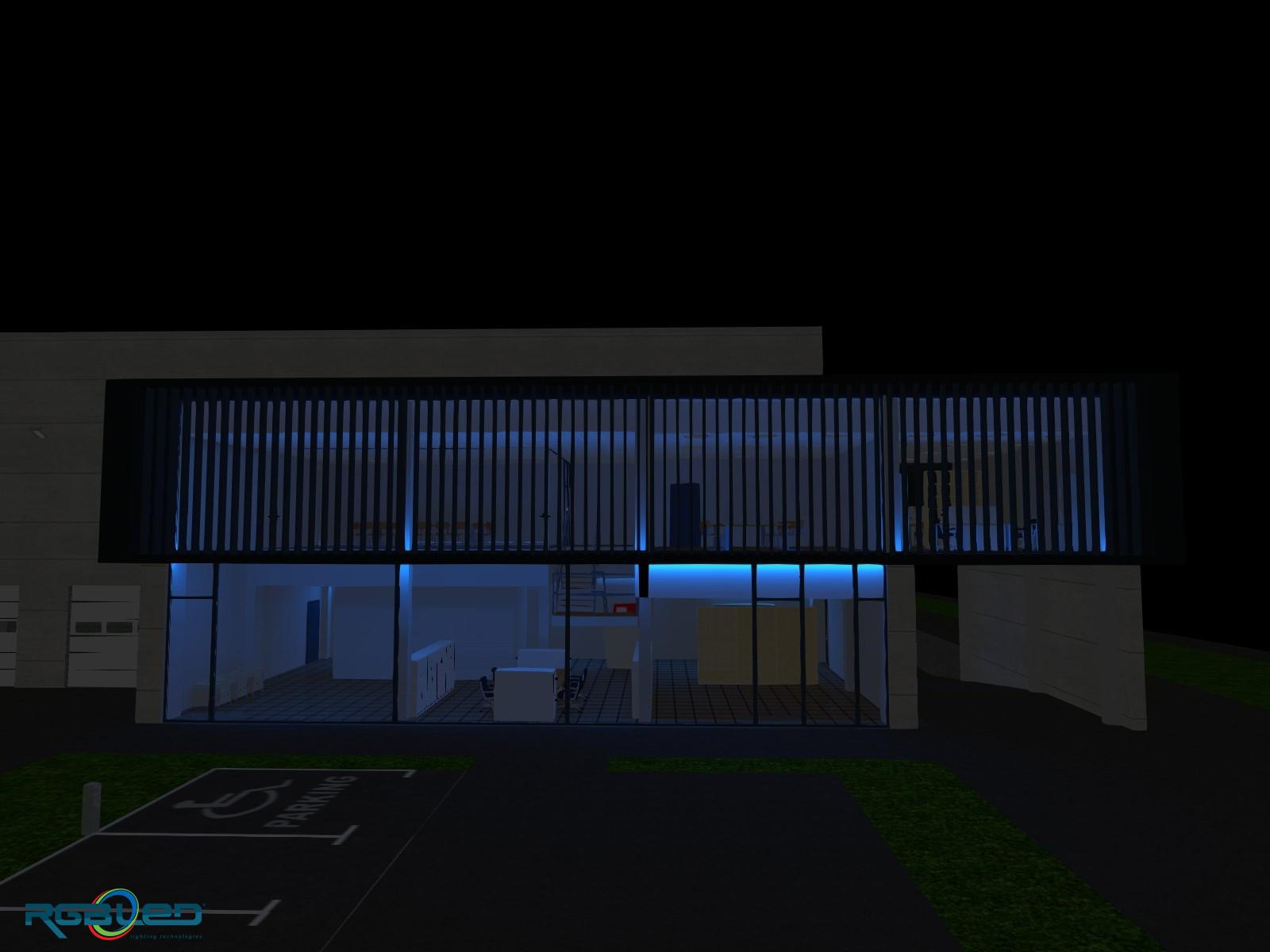 Wimpau – Terrein – 02 nacht
