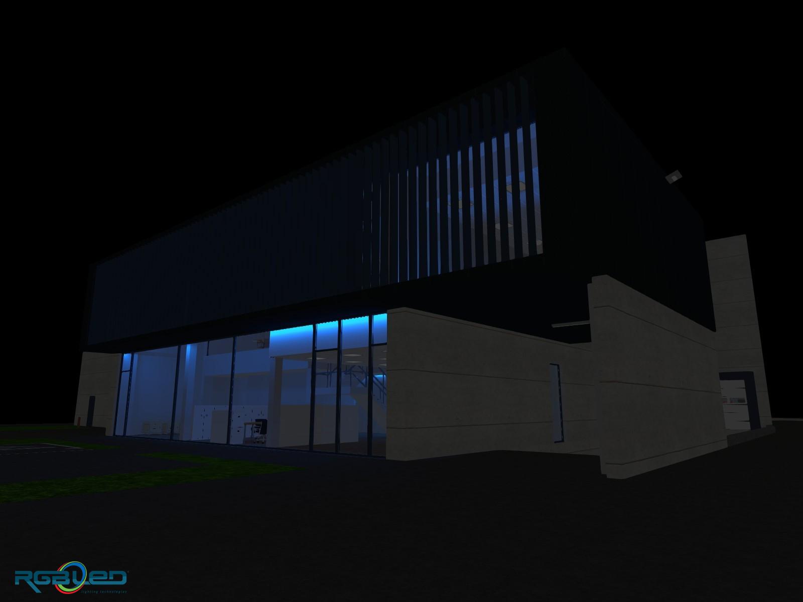 Wimpau – Terrein – 03 nacht